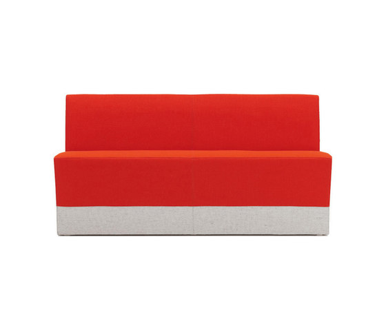 King sofa by OFFECCT | Restaurant seating systems