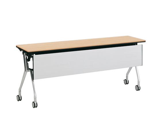 Folding Table NT de Okamura | Éléments de tables de conférence