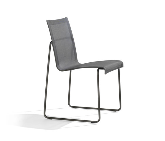 Arc Side chair by Tribu | Garden chairs