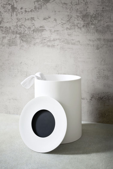 Hole Storage unit by Rexa Design | Laundry baskets
