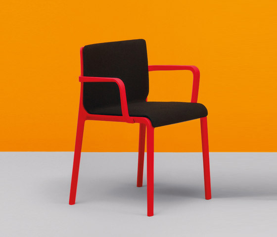 Volt 676 by PEDRALI | Multipurpose chairs