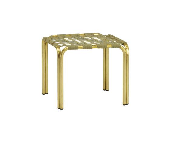 Kantan II Occasional Table / Stacking Stool by Brown Jordan | Garden stools