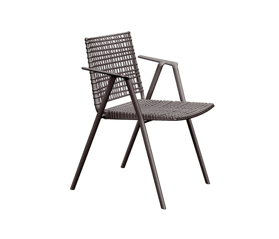 Branch Armchair by Tribu | Garden chairs