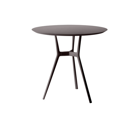 Branch Round Bistro Table by Tribù | Cafeteria tables