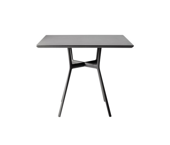 Branch Square Bistro Table by Tribù | Cafeteria tables