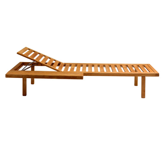 Vis à Vis Lounger by Tribù | Sun loungers
