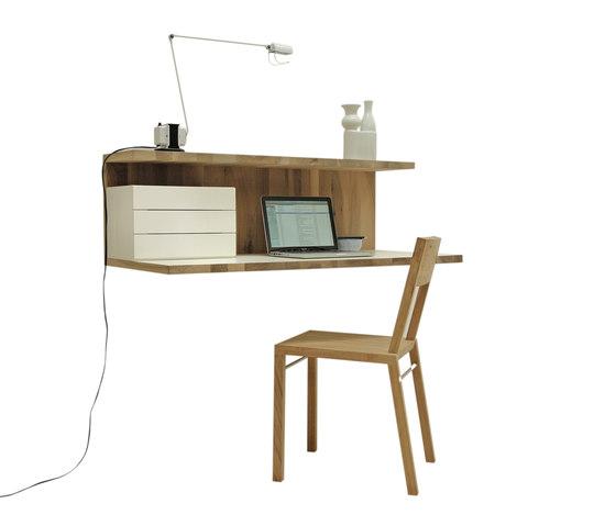 Kees hanging desk by Pilat & Pilat | Desks