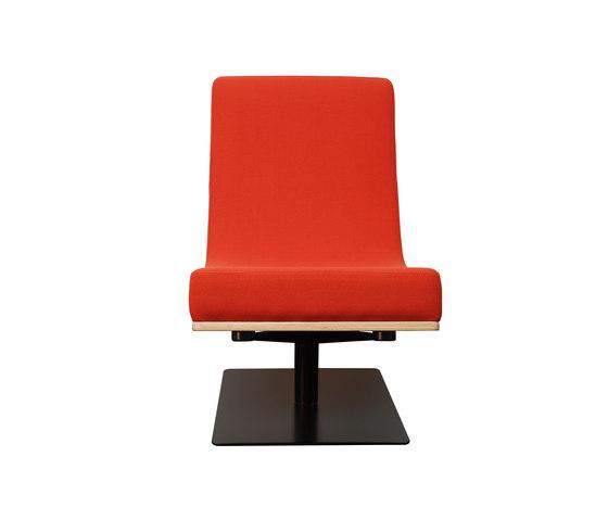 Unita Chair medium von TABISSO | Loungesessel