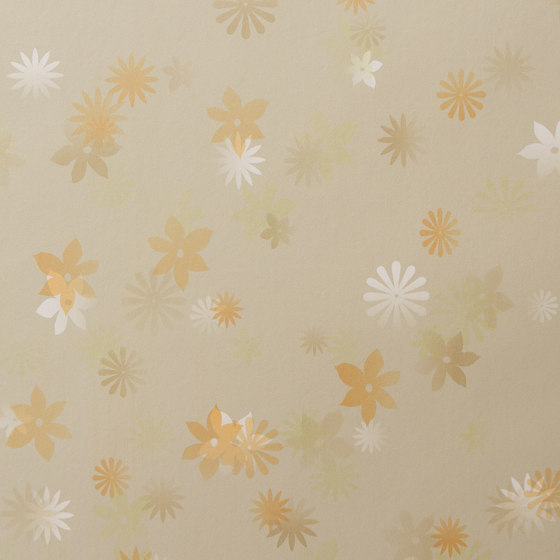 Bloom Stone wallcovering de Wolf-Gordon | Revêtements muraux / papiers peint
