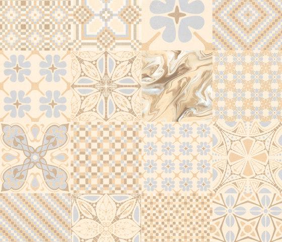 1900 Tassel Crema von VIVES Cerámica | Bodenfliesen
