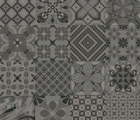 1900 Tassel Grafito de VIVES Cerámica | Carrelage pour sol