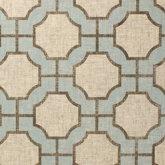 Printed Grasscloth Wallpaper: Imperial Gates Wallcovering By Phillip Jeffries
