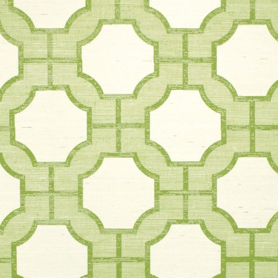 Imperial Gates Green and Key Lime by Phillip Jeffries | Wall coverings / wallpapers