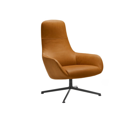 Kent | 896 by Zanotta | Lounge chairs