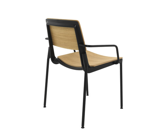 Deck by De Padova | Restaurant chairs