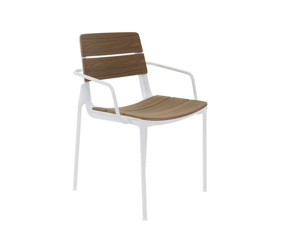 Deck by De Padova | Garden chairs