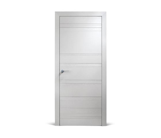 Equa Styla bianco by FerreroLegno | Internal doors