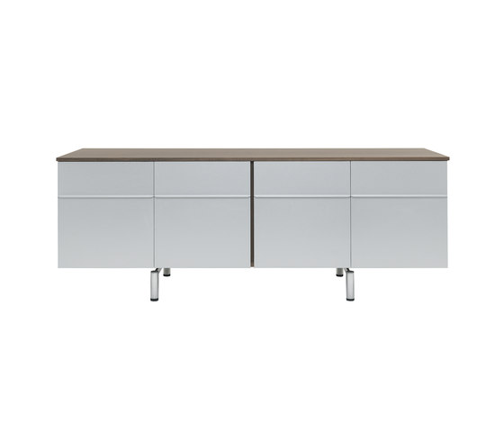 Shine cabinet by De Padova | Sideboards