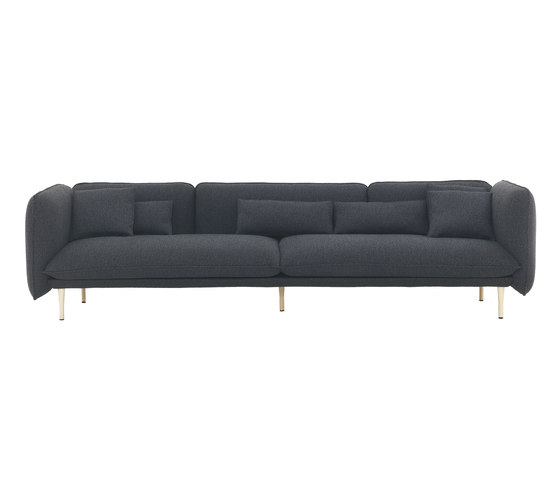 Yuva by De Padova | Lounge sofas