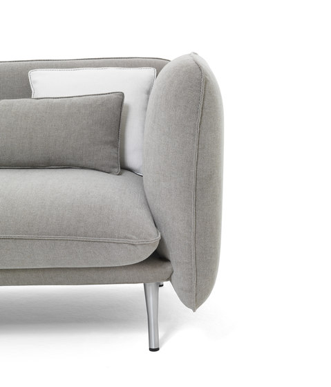 Yuva by De Padova | Modular sofa systems