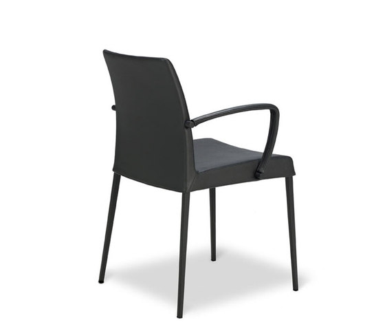 Perla chair low by Jori | Visitors chairs / Side chairs