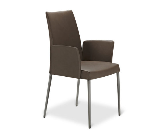 Perla chair high by Jori | Visitors chairs / Side chairs