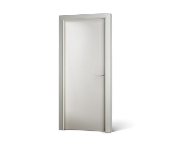 Exit laccata bianco by FerreroLegno | Internal doors