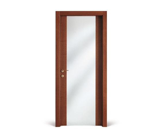 Glass noce nazionale by FerreroLegno | Internal doors