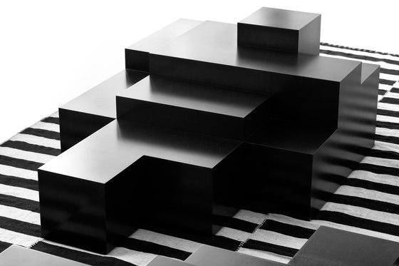 Platform A Coffee table by Karen Chekerdjian   Coffee tables