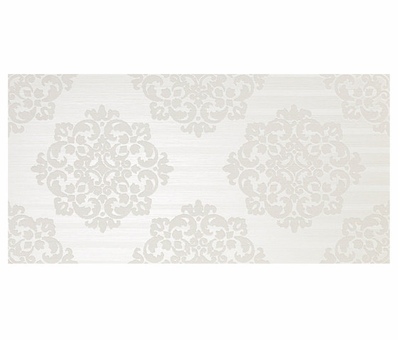 Brilliant Aurore Damasque by Atlas Concorde | Ceramic tiles