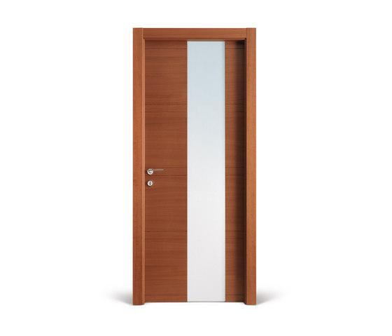 Intaglio /10 vetro cerysio by FerreroLegno | Internal doors