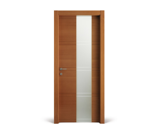 Intaglio /10 vetro blond by FerreroLegno | Internal doors