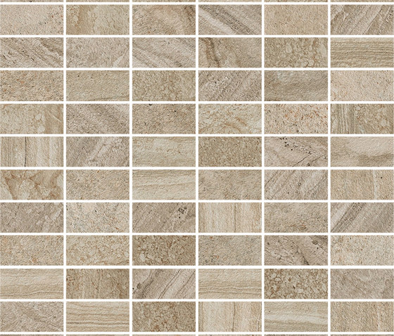 Triboo barley mattoncino by Mirage | Ceramic mosaics