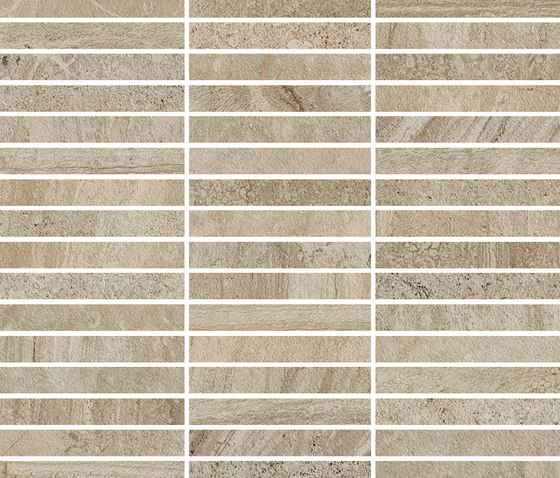 Triboo barley tribend by Mirage | Ceramic mosaics