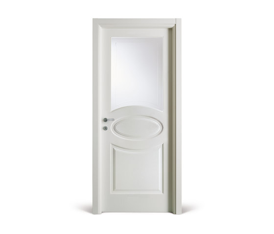 Kévia /8 bianco by FerreroLegno | Internal doors