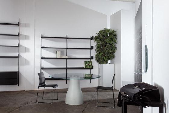 Elle System Home di YDF | Scaffali