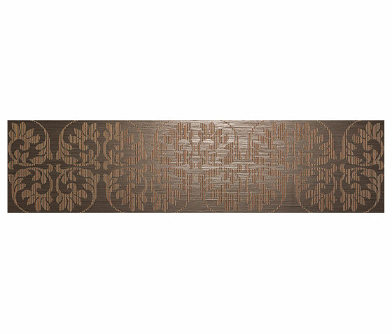 Brilliant Chocolat Arabesque by Atlas Concorde | Ceramic tiles
