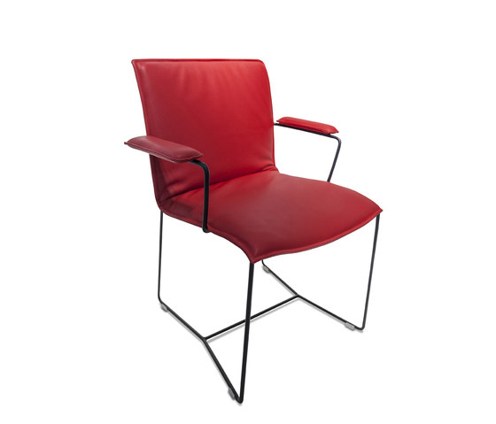 Piuro by Jori | Visitors chairs / Side chairs