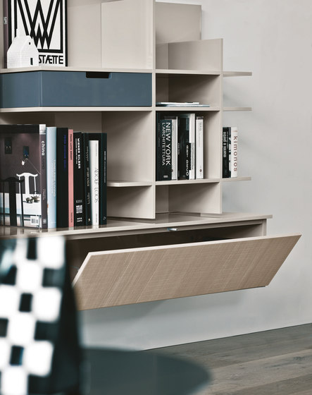 C_Day K14 | Composition 4 by Cesar Arredamenti | Shelving