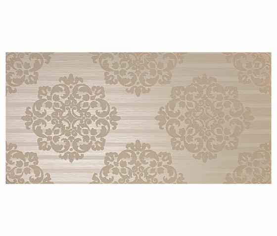 Brilliant Sable Damasque by Atlas Concorde   Ceramic tiles