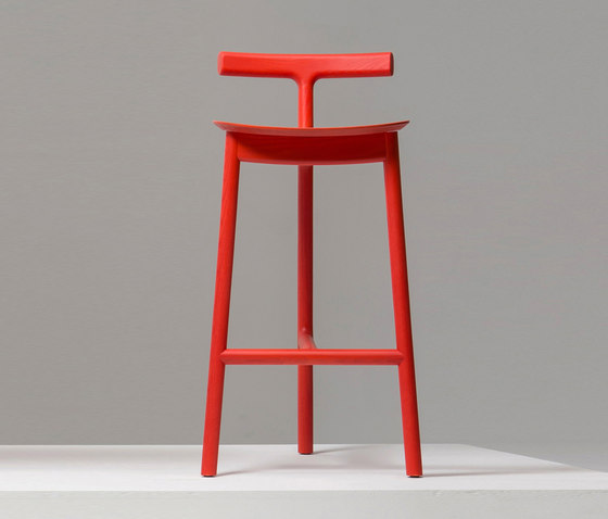 Radice Stool | MC7 by Mattiazzi | Bar stools