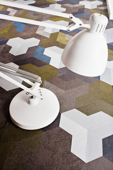 Wing by Bolon | Carpet tiles