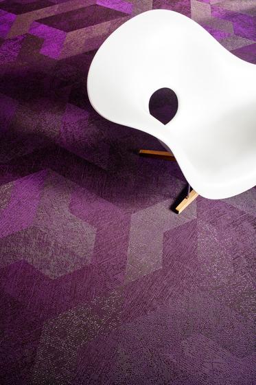 Wing by Bolon   Carpet tiles