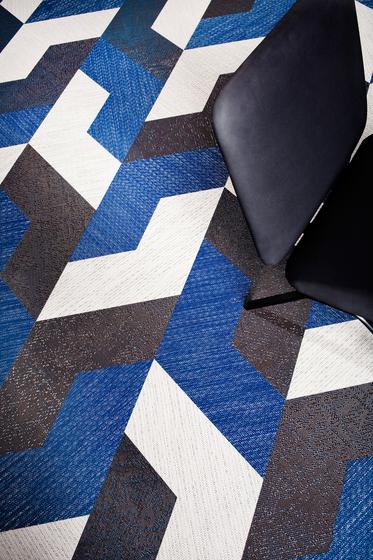 Wing by Bolon | Carpet tiles