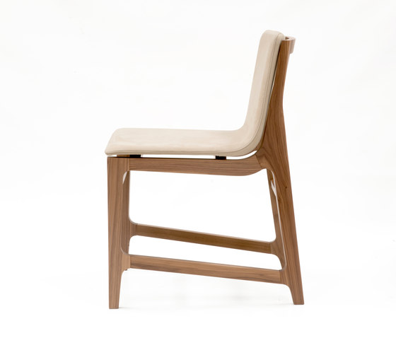 Gazelle by Very Wood | Visitors chairs / Side chairs