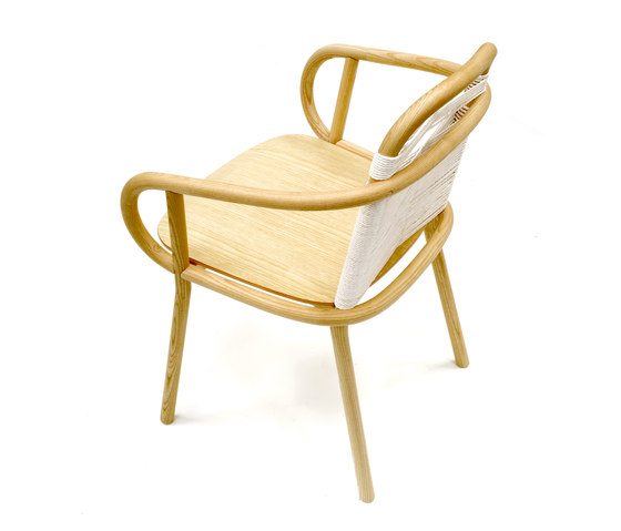 Zantilàm Chair by Very Wood | Visitors chairs / Side chairs