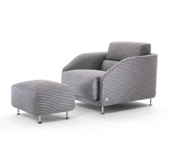 Mylo by Busnelli | Armchairs
