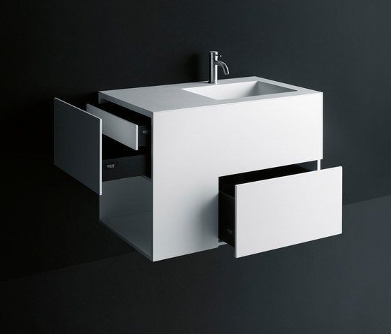 Quadtwo by Boffi | Vanity units
