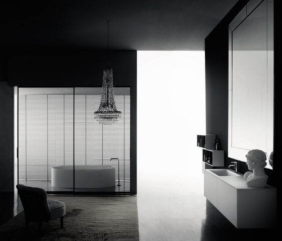 Soho by Boffi | Vanity units