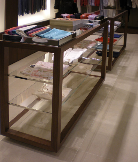 Shopfitting by YDF | Display cabinets